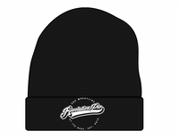Revolution Pro Black Beanie Hat
