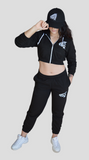Jamie Hayter in RevPro Athletic Joggers