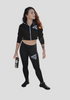 RevPro Athletic Ladies Cropped Hoodie