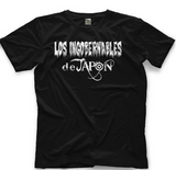 White LIJ Los Ingobernables de Japon T-shirt, NJPW New Japan Pro Wrestling