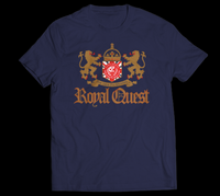 NJPW Royal Quest UK Event T-shirt