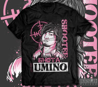 Support the hottest thing to come out of the NJPW New Japan Pro Wrestling Dojo, Shooter Shota Umino.