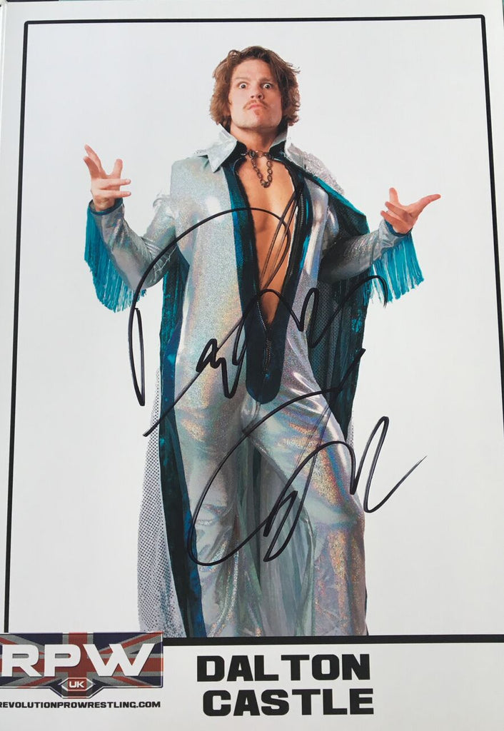 Signed ROH Dalton 'The Peacock' Castle
