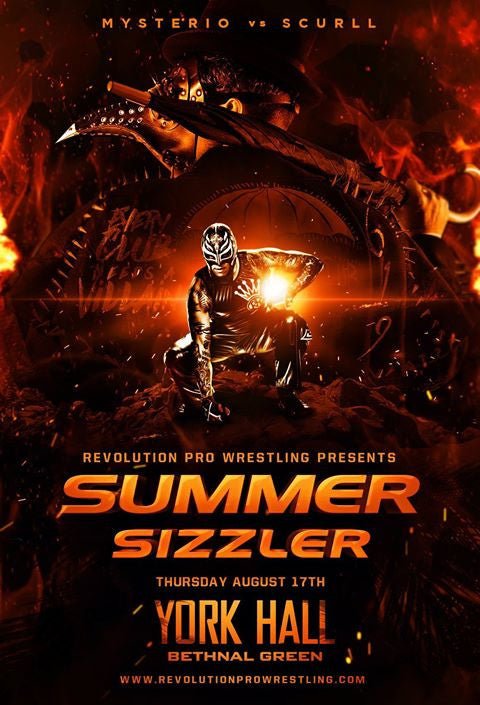 Summer Sizzler 2017 Poster