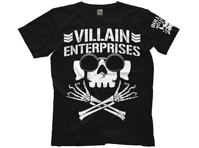 Villain Enterprises T-shirt
