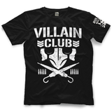 Show your support for the Bullet Club's one true Villain and former IWGP Jr Heavyweight Champion Marty Scurll with the Classic New Japan Pro Wrestling official Marty Scurll T-shirt.