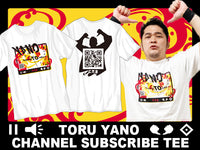 Yano 'Channel Registration' T-shirt