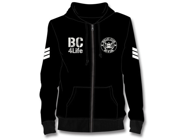 Bullet Club Zip-Up Hoodie