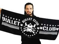 IWGP Intercontinental Champion Jay White BC Bullet Club Towel