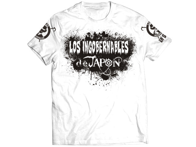 Show your support for BUSHI by grabbing his latest Los Ingobernables de Japon T-shirt.