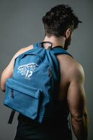 Danny Duggan with RevPro Blue Backpack