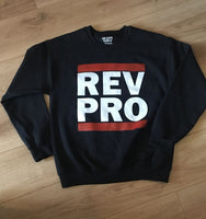 RevPro RPW Revolution Pro Wrestling Run DMC Style Jumper