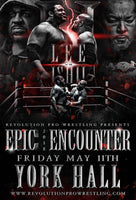 Keith Lee vs Tomohiro Ishii Epic Encounter 18 Poster