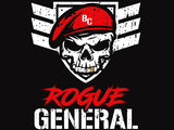 NJPW Bullet Club Bad Luck Fale's newest T-shirt Rogue General