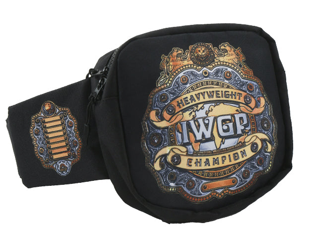 IWGP Heavyweight Championship Belt Waist Bag