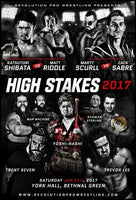 High Stakes 2017 Poster