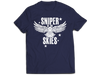Robbie Eagles 'Sniper Of The Skies' T-Shirt