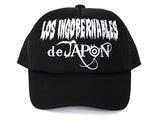 Show your support for the hottest faction and be the envy of all your mates in this New Japan Pro Wrestling with this official Los Ingobernable de Japon Baseball Cap.  You too can look as cool as former IWGP Heavyweight Champion Tetsuya Naito and become part of 'the Ungovernables' in the Official LIJ cap that comes complete with fully embroidered front Los Ingobernable de Japon and the LIJ logo subtly printed under the rim.
