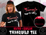"Show your support for the leader of Los Ingobernables De Japon by picking up this new Naito ""Tranquilo"" T-shirt."