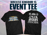 Wrestle Kingdom 15 T-shirt