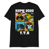 Toru Yano KOPW NJPW T-shirt Official UK NJPW T-shirt Stockist