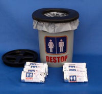 Restop Commode/Toilet