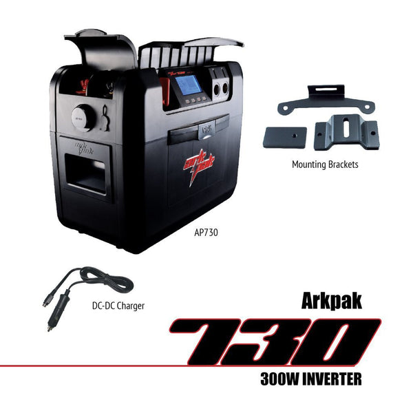 Arkpak Portable Power 730