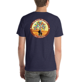 Autism Shirt Back Logo