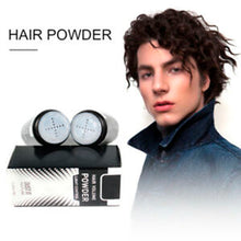 Men's Mattifying Powder for Hair Style