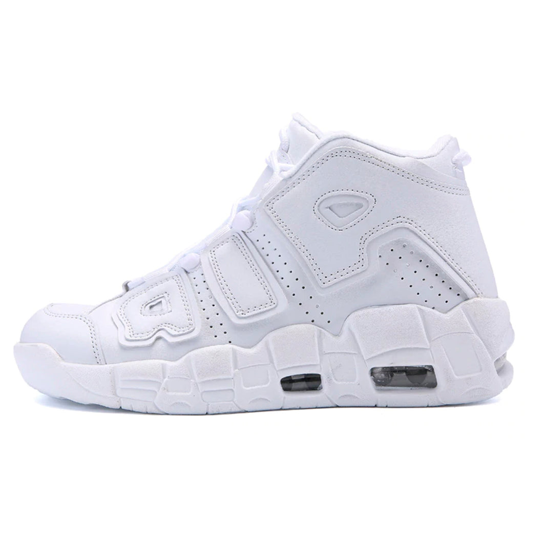 Basketball Style - Sports Shoes for Men High-top on Air Cushion