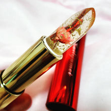 Kailijumei Flower Jelly Lipstick Gold-flaked