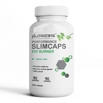 Nutricore Slimcaps Pill for Fat Burn & Muscle Shape (Members Offer)