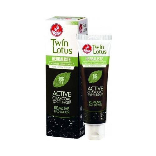 Active Charcoal Toothpaste for protection of teeth 150 ml