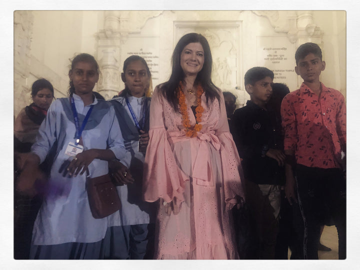 Welcome to Jaipur: Katherine Travels to India