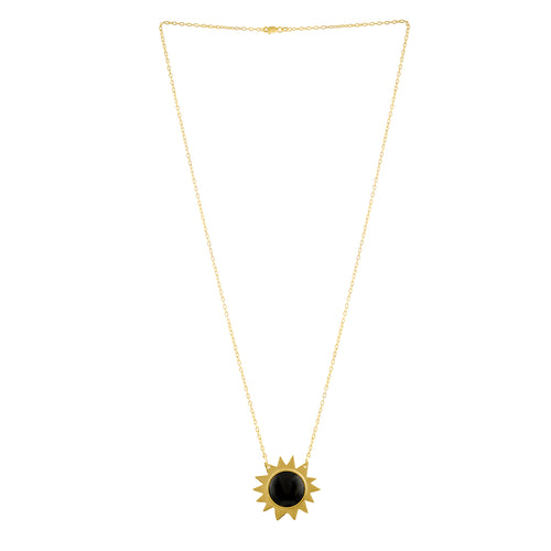 Persian Sun Necklace