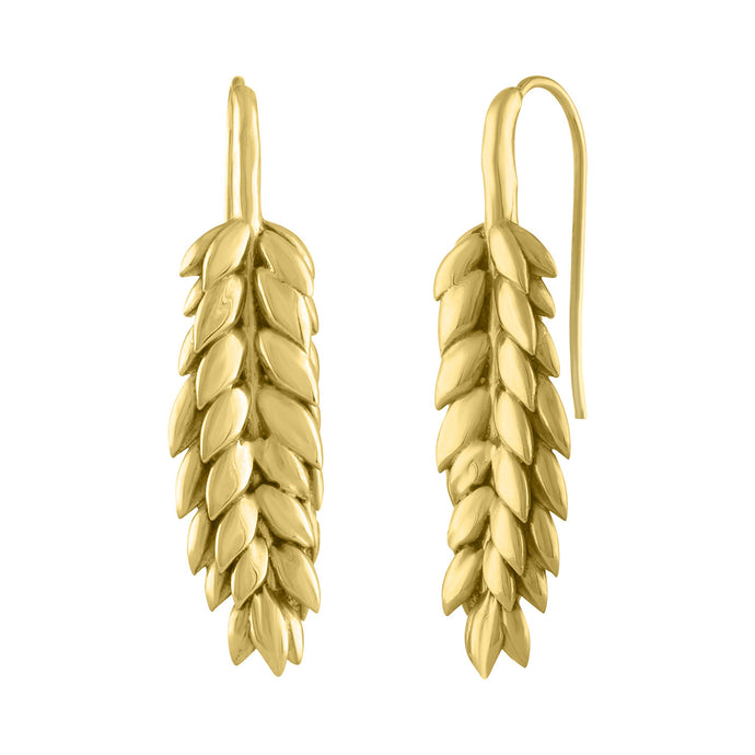 Wheat Sheaf Earrings