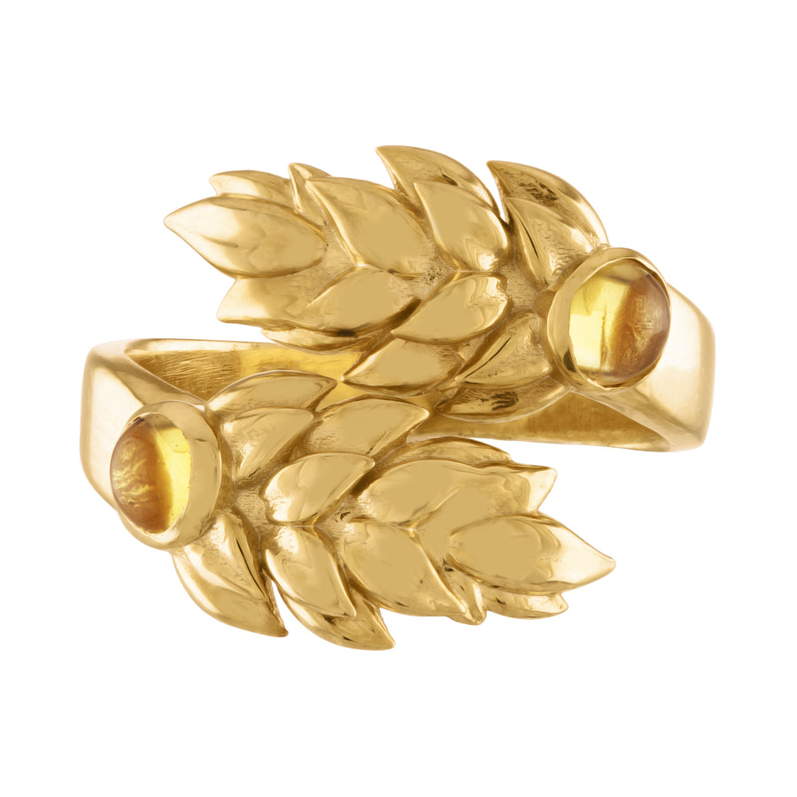 Open Style Wheat Ring