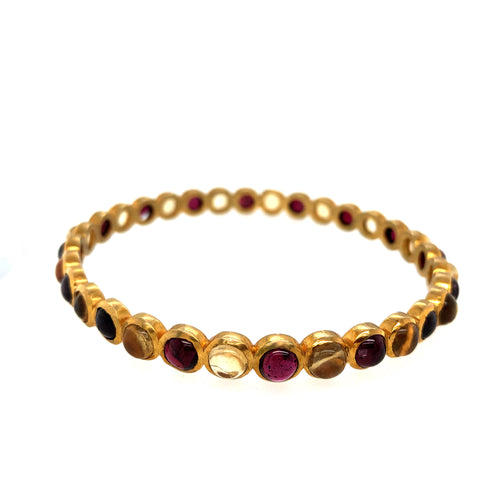 Cleopatra's Candy Bangle Bracelet