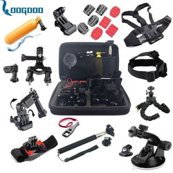 Action Camera Accessories Set - Camera Accessories