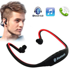 Bluetooth Headset Sports Stereo Earphone - Music Listening