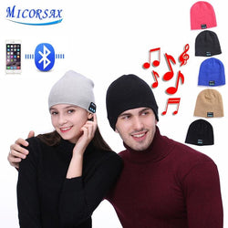 Bluetooth Smart Beanie - Music Listening