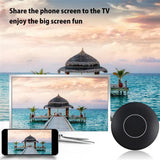 Full Hd Wireless Display Mirroring Dongle With Dual Output Av + Hdmi - Home Entertainment