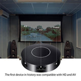 Full HD Wireless Display Mirroring Dongle With Dual Output AV + HDMI