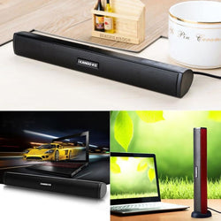 Portable Usb Active Stereo Speaker - Music Listening