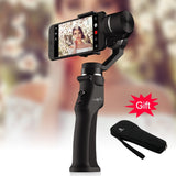 3-Axis Gimbal Stabilizer for Smartphone or Action Camera