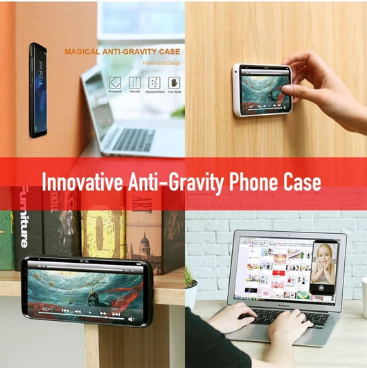 Samsung Case - Anti Gravity - Mobile Phone Accessories