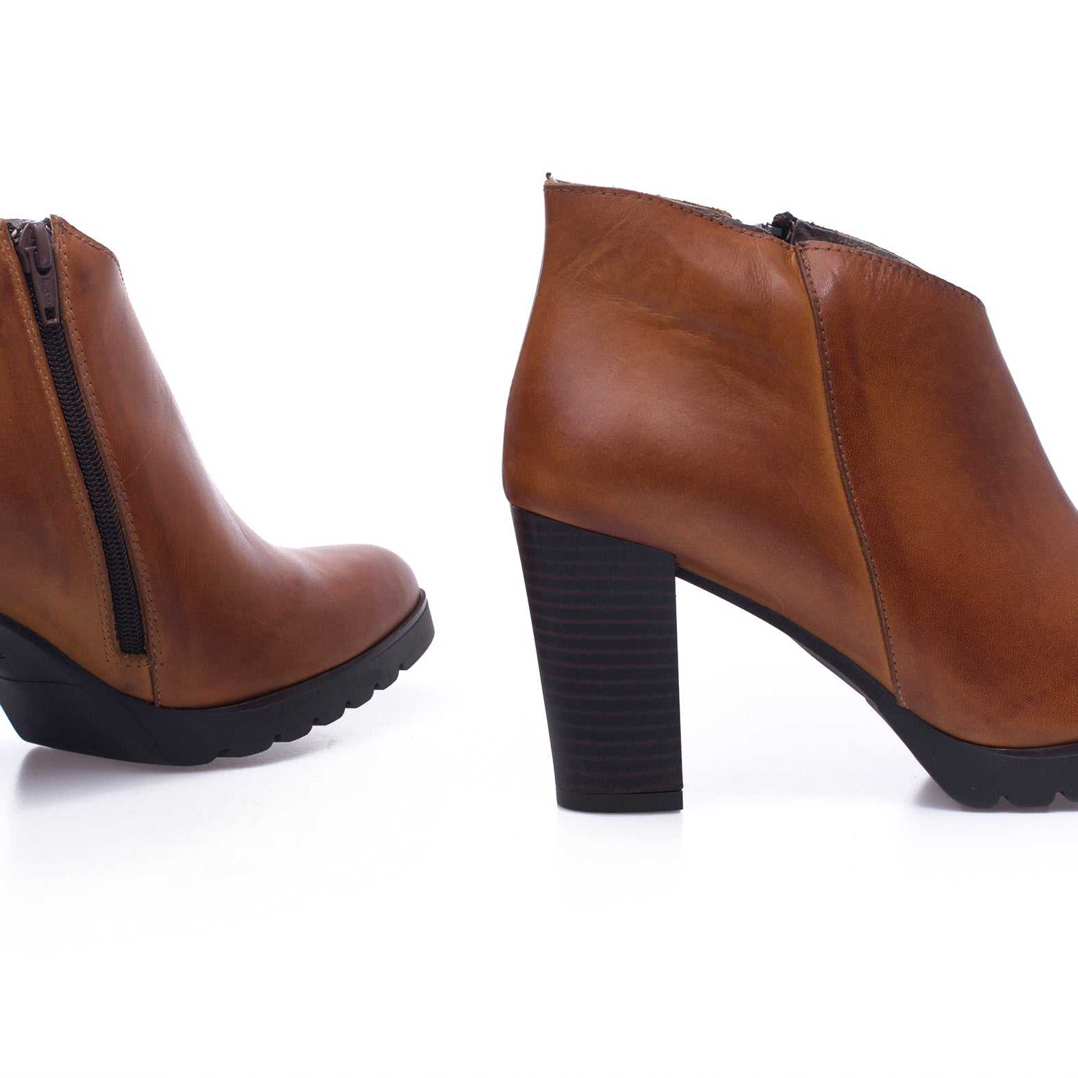 talon BOTTINES pour CLASSIC Bottines CAMEL à – femme 80kOPwn