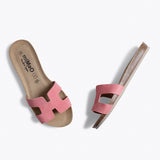FASHION - Tongs BIO ROSE