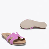 FASHION - Tongs BIO VIOLET