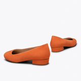 URBAN XS -Chaussures à petit talon ORANGE